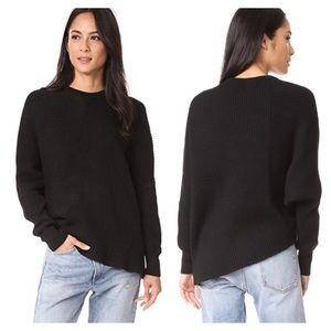 free people • downtown pullover sweater